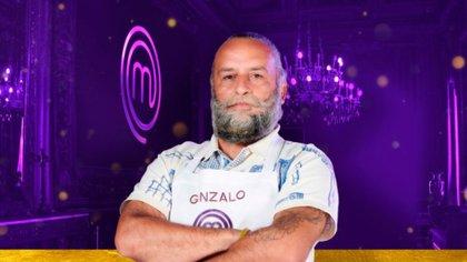 Gonzalo Hernández (Foto: Cortesía TV Azteca/MasterChef México)