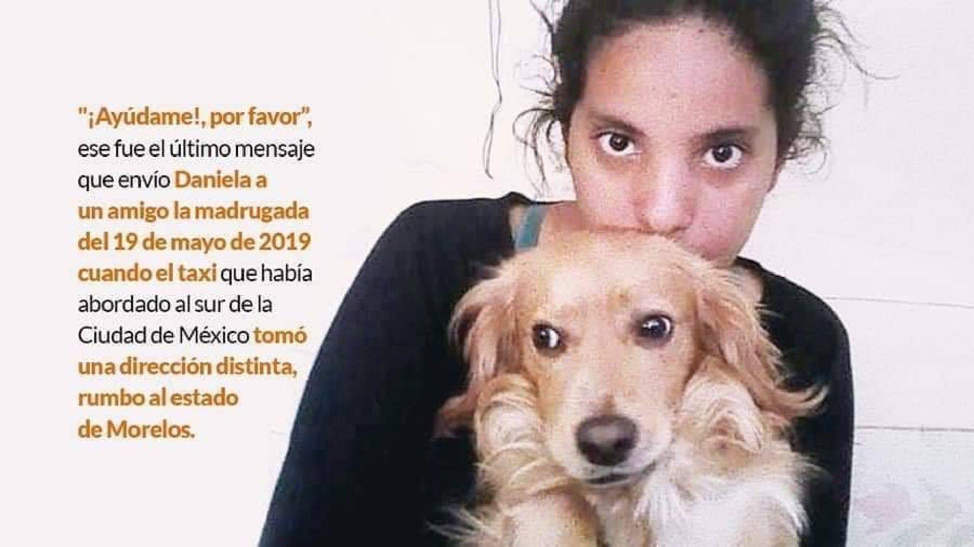 Daniela Ramírez. de 18 años, desapareció el pasado 18 de mayo cuando se dirigía a una fiesta (Foto: Especial)