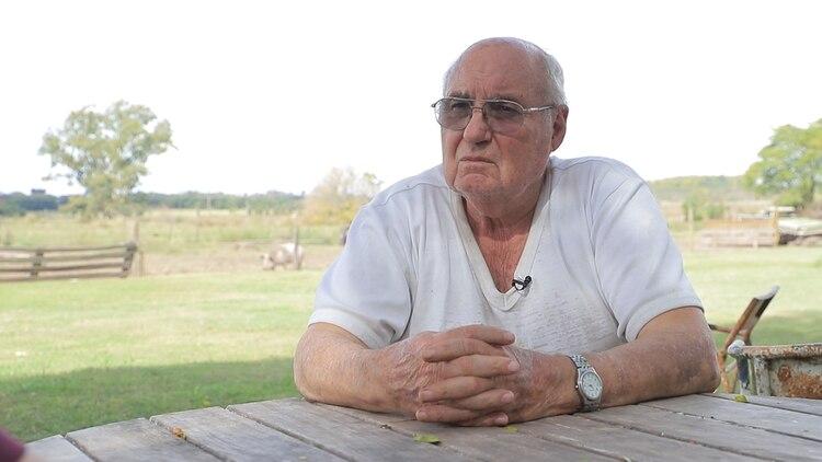 Mario Roces es uno de los cuatro dueños de campos investigados por la Justicia Federal de San Nicolás