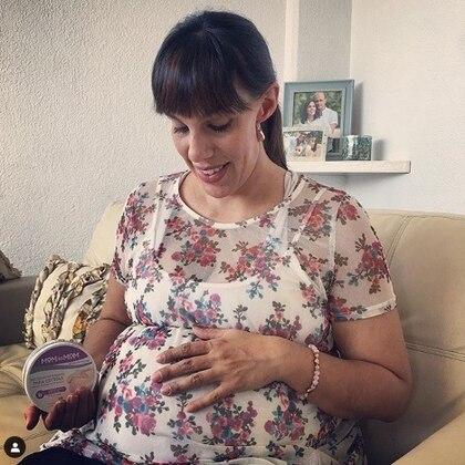 Destacó que los primeros días de su nuevo hijo han sido muy extraños (Foto: Instagram de Marysol Sosa)
