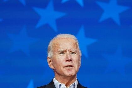 El candidato demócrata, Joe Biden, ha asegurado que cuando se termine el conteo de votos serpa el ganador de la presidencia de EEUU