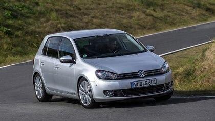 Esta sexta generación estrenó la opción TDI (Volkswagen)