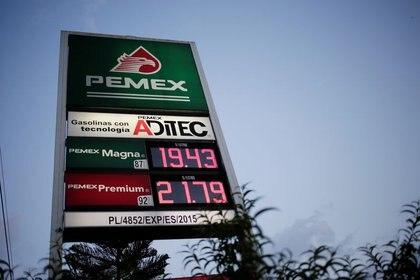 Las ciudades fronterizas pudieron haber utilizado un estímulo fiscal de la SHCP para mejorar los precios de las gasolinas (Foto: Reuters / Daniel Becerril)