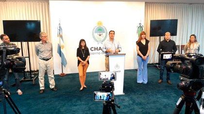 El gobernador de Chaco consideró que la cuarentena administrada deberá seguir hasta el mes de agosto