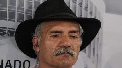 Mireles saltó a la fama en 2013 como fundador y vocero de las autodefensas en Michoacán (Foto: Andrea Murcia/ Cuartoscuro)