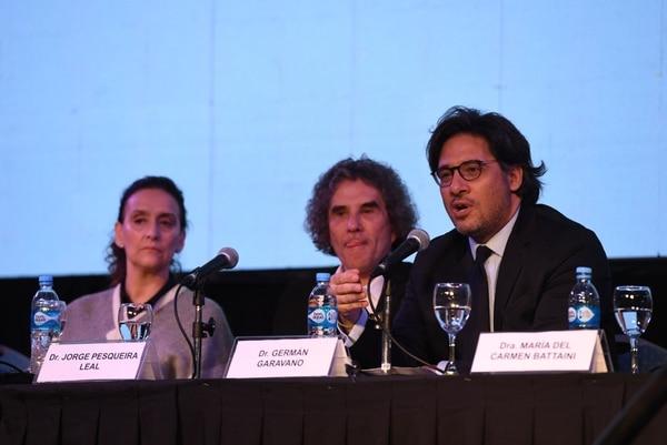El ministro de Justicia Germán Garavano