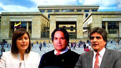 Estados Unidos retiró las visas a Diana Fajardo, Antonio José Lizarazo y Eyder Patiño