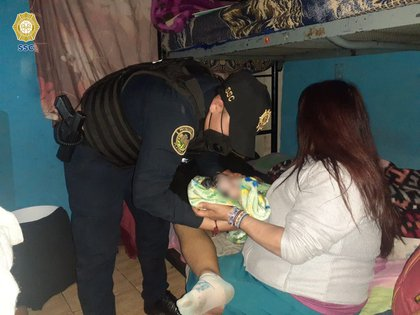 Agents are trained to attend birth emergencies (Photo: SSC)