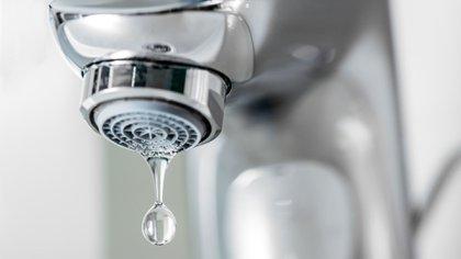El uso excesivo de agua puede estropear dispositivos