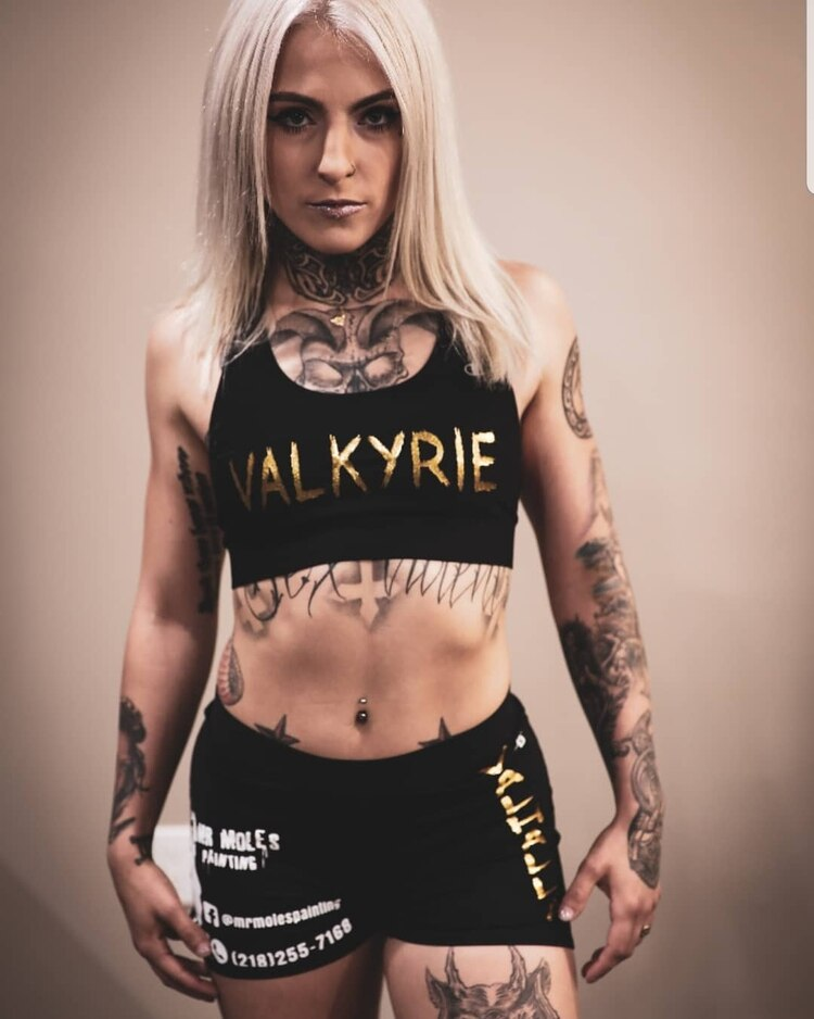 Rebecca Bryggman debutó en Bellator (Instagram)