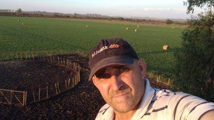 """El malestar de un productor agropecuario que se hizo viral: """"Creen que somos todos millonarios los que trabajamos en el campo, y los millonarios son los políticos"""""""