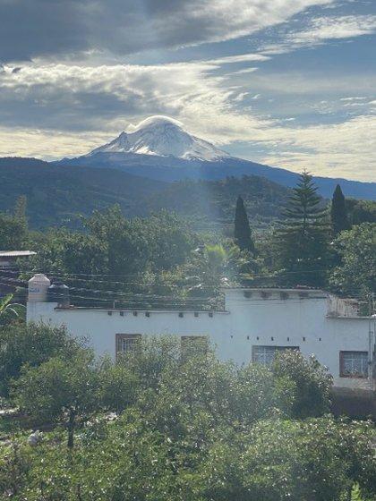 Don Goyo desde Totolpan, Morelos (Foto: Twitter @greyess)