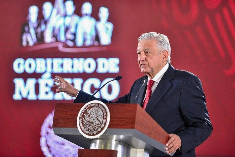 El presidente de México, Andrés Manuel López Obrador, se negó a dar su opinión sobre las declaraciones que su homólogo brasileño, Jair Bolsonaro (Foto: Cortesía Presidencia)