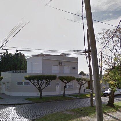La esquina de las calles Cabrera y Capdevila, zona donde los delincuentes quisieron hacer la entradera