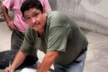 Luis Enrique Linares fue asesinado en un canal de Salamanca, Guanajuato (Foto: Twitter/ariasavila)