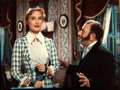 """En la película española """"Doña Francisquita"""" (1953)"""