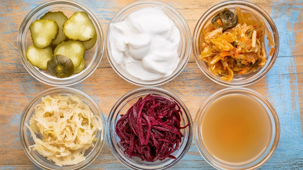 Más allá del yogur: 6 alimentos ricos en probióticos para cuidar ...
