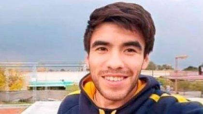 Facundo Astudillo Castro desapareció el 30 de abril cuando hacía dedo hacia Bahía Blanca
