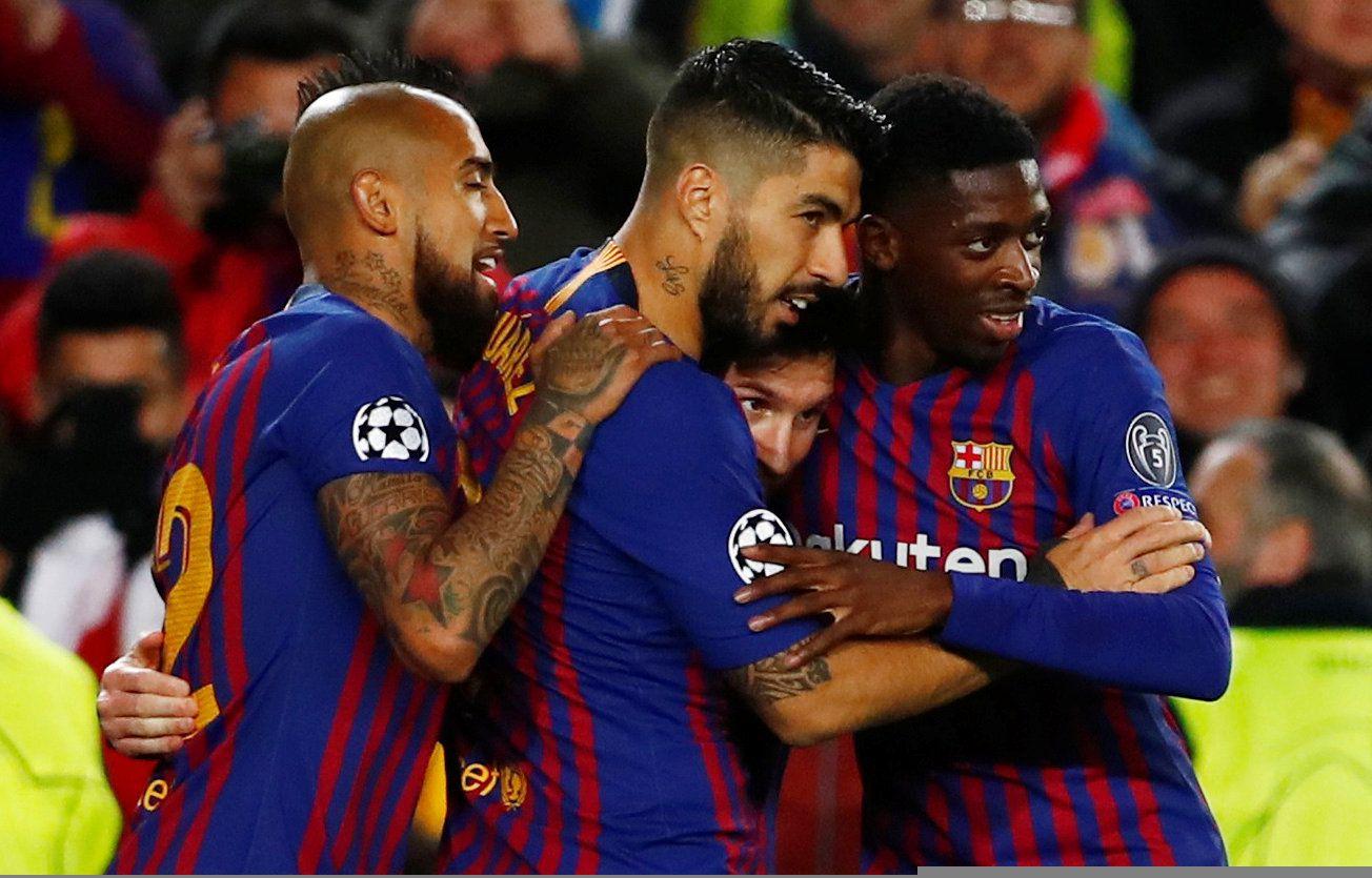 El Barcelona le ha puesto un valor de USD 60 millones a Dembélé (Reuters)