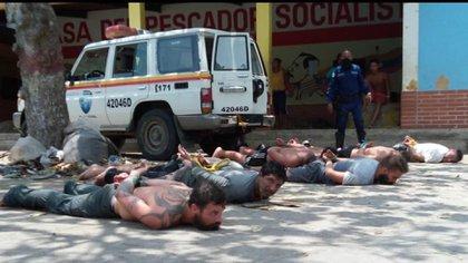 Detenciones Operación Galeón en Venezuela