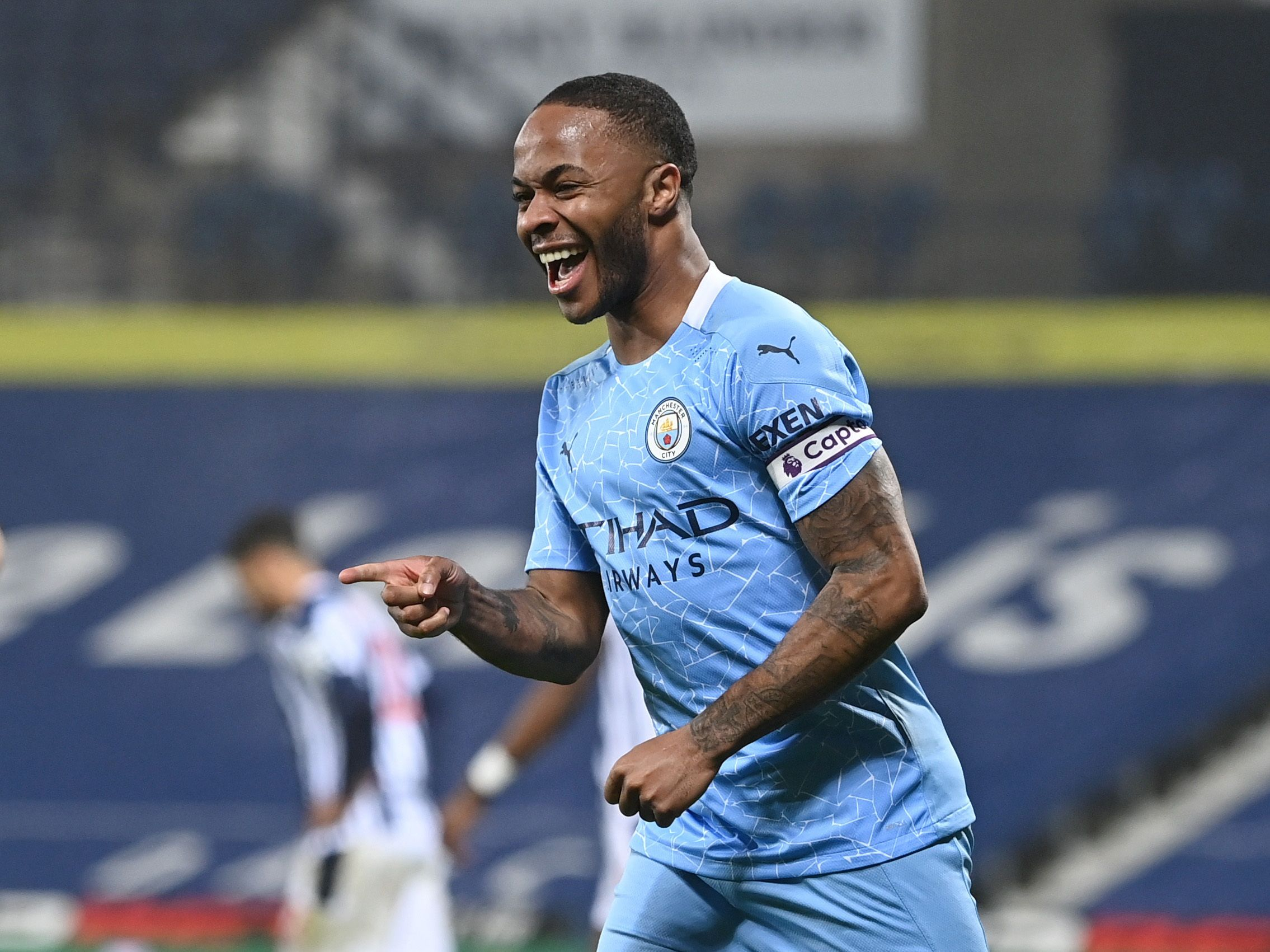 4) Raheem Sterling, Manchester City, USD 21,37 millones