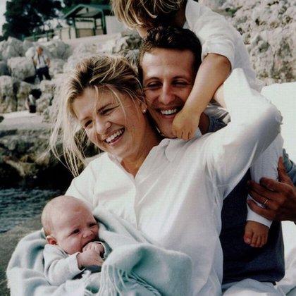 La familia Schumacher