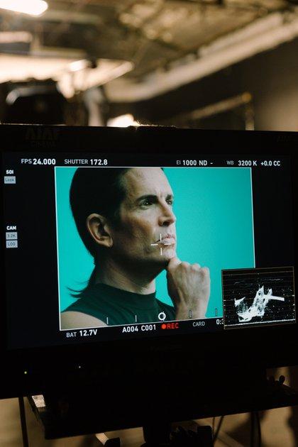 El actor Diego Ramos protagonizó el fashion film de Raimondi