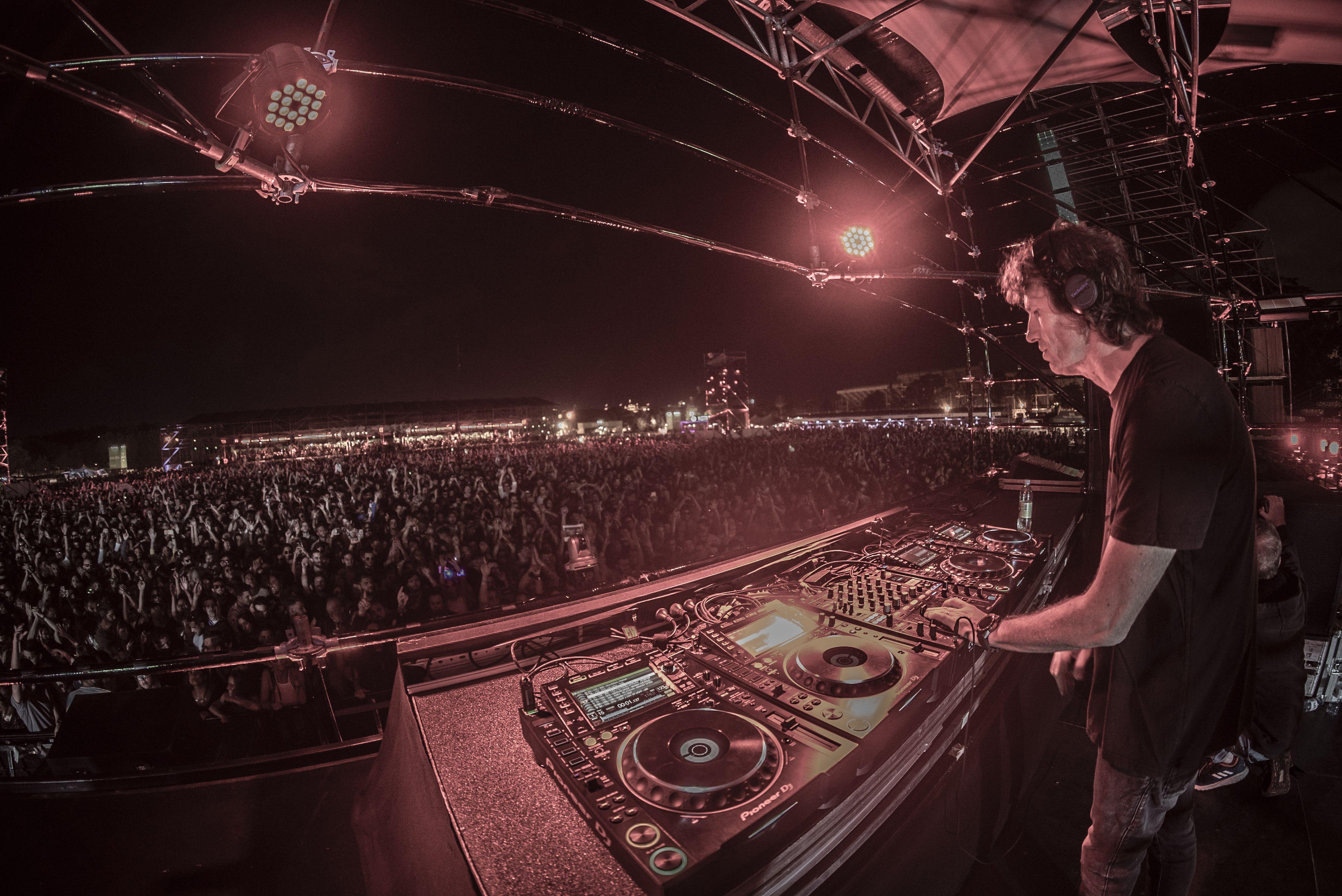 Cattáneo es uno de los DJ argentinos más populares