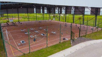 La Ciudad de Buenos Aires propuso volver a la presencialidad en espacios abiertos