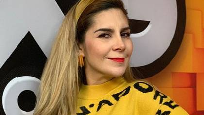 Karla Panini aclaró que no tiene redes sociales, más que una cuenta en Facebook y dejó ver que no existe demanda contra Fabiola Martínez (IG: malinfluencersmx)