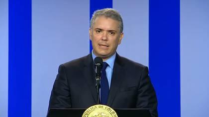 Iván Duque solicitó la colaboración de los países vecinos para atender la crisis migratoria de los venezolanos