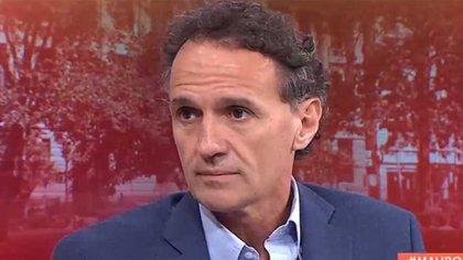 Gabriel Katopodis, ministro de Obras Públicas