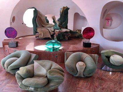 La mansión del fallecido modisto Pierre Cardin tiene 8.500 metros cuadrados (Foto: jphesse)