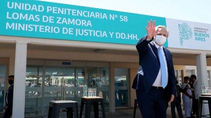 El gobierno de Alberto Fernández decidió endurecer los controles fronterizos (Presidencia)