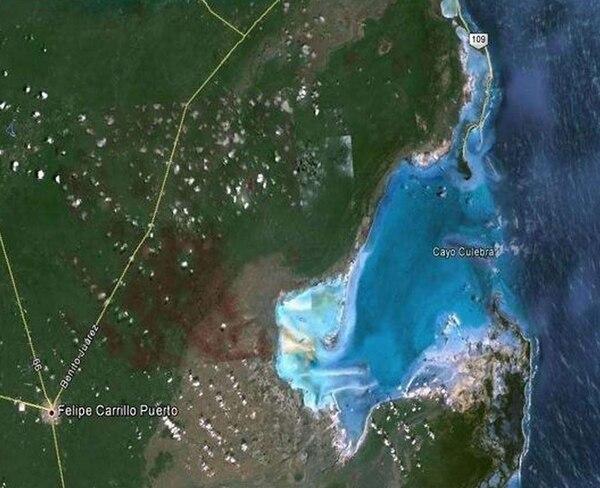La primera venta de esta isla del Caribe Mexicano se registró en 1963