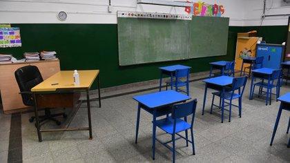 ¿Cuántos docentes están ya vacunados?