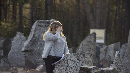 El llanto en Treblinka