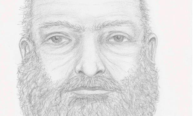 El hombre sin identificar hallado muerto cerca el vehículo carbonizado de los adolescentes desaparecidos (Policía Montada Canadiense)