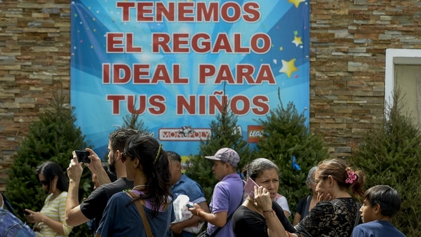 La Navidad en Venezuela, afectada por la inflación