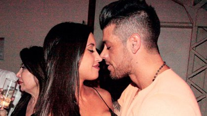 """Cristian U habló de su ex, Antonella Delmonte, la joven de 24 años que fue vacunada: """"Lo hizo de tontona"""""""