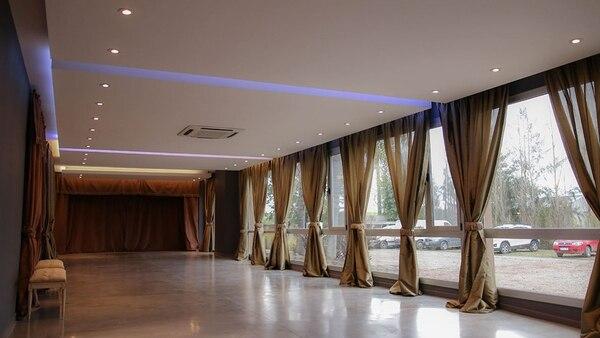 La Posada ofrece dos grandes salones y más de nueve salas para eventos sociales
