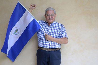 José Dolores Blandino, Lolo Blandino, es uno de los pocos empresarios que demandan un paro nacional contra Daniel Ortega. (Cortesía La Prensa)