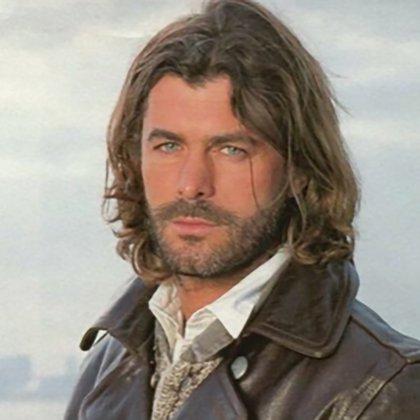 """Gabriel Corrado en """"Hombre de mar"""" (Foto IG)"""