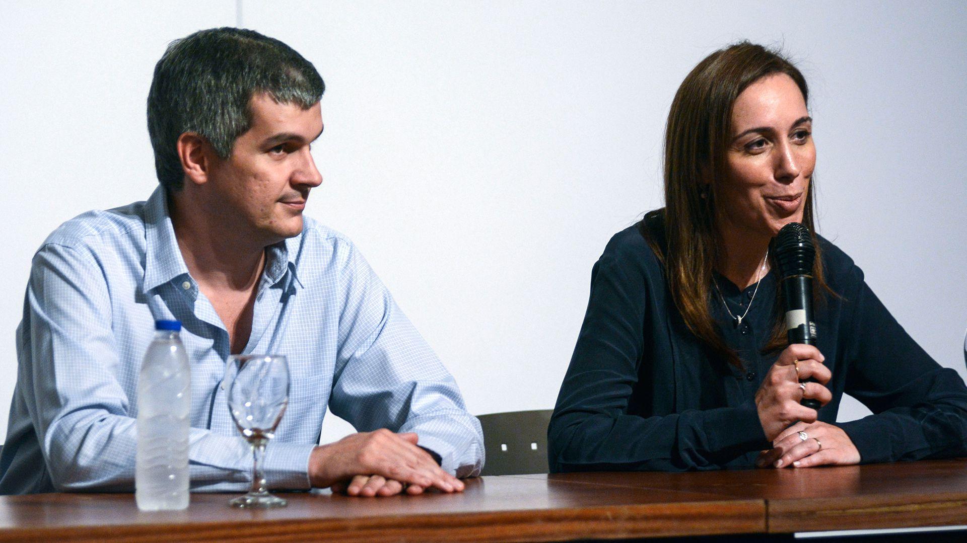 Marcos Peña vuelve a la política activa como asesor de María Eugenia Vidal