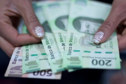 According to the International Monetary Fund (IMF), the Mexican economy will fall this year by 10.5%, a very negative forecast in line with experts and other international organizations.  (PHOTO: MOISÉS PABLO / CUARTOSCURO)
