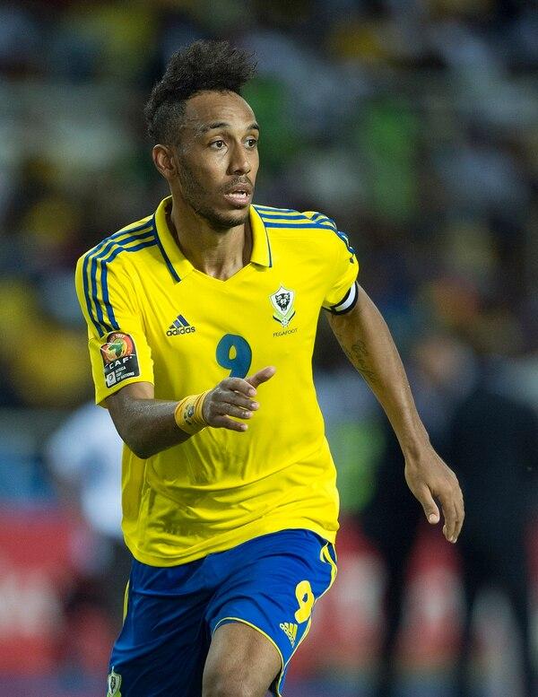 Pierre-Emerick Aubameyang es el goleador del Borussia Dortmund que ha quedado eliminado con Gabón (Getty Images)