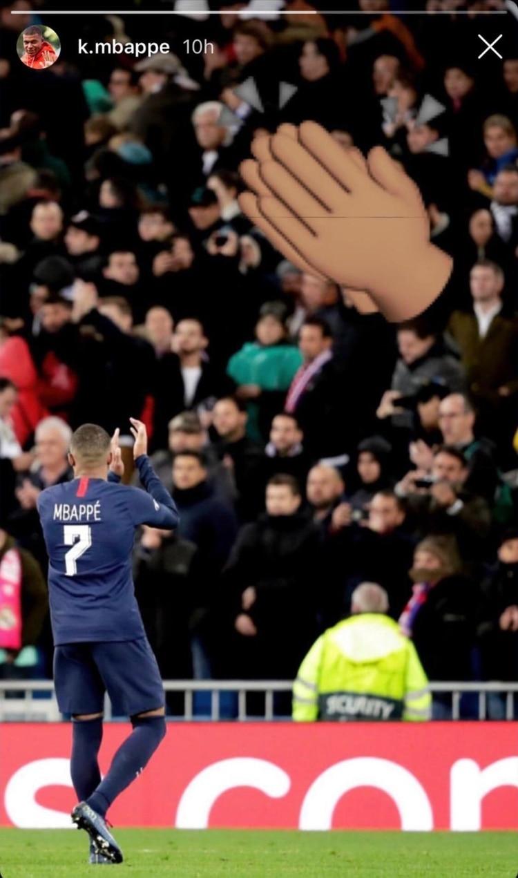 El futbolista publicó la imagen en Instagram