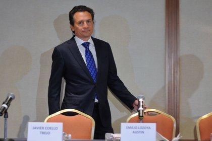 Emilio Lozoya deberá portar un brazalete y no podrá salir de la CDMX, pero no estará sometido a prisión preventiva tampoco para este caso (Foto: Cuartoscuro)