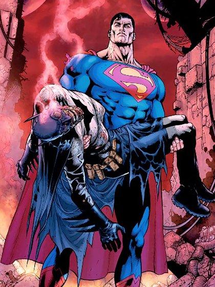 La 'muerte' de Batman