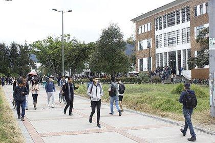 Universidad Nacional de Colombia. Foto: Agencia de Noticias UN.